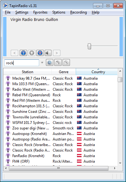 TapinRadio 1.58.2 full
